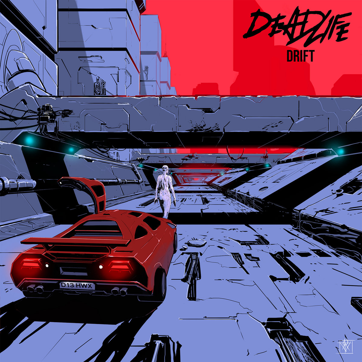 DEADLIFE: The darksynth producer on Manchester's doorstep is one of music's best-kept secrets, The Manc