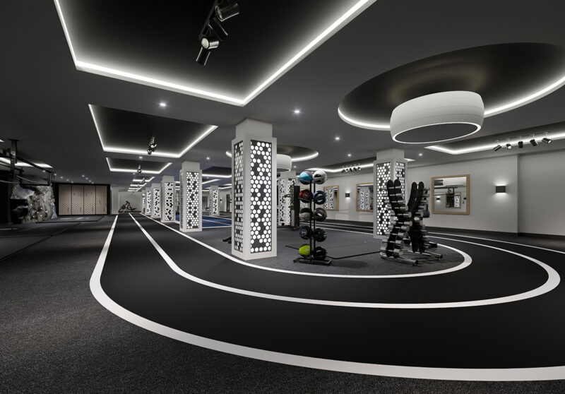 The groundbreaking new Manchester gym  offering free membership for a year, The Manc