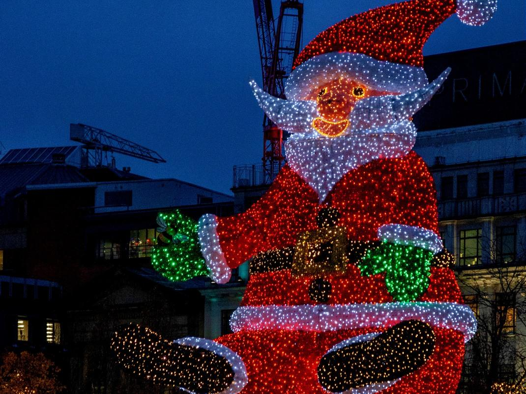 The Christmas events still going ahead in Manchester under Tier 3 restrictions, The Manc