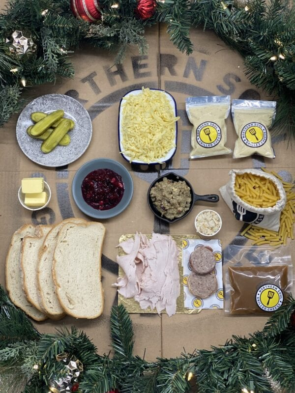Northern Soul's Christmas DIY kits and competition to win free BLACK CARD, The Manc
