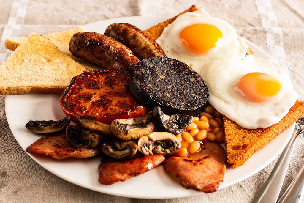 Cheesy pasta, roast dinner, and full English rank in Brits' top 20 best comfort foods, The Manc
