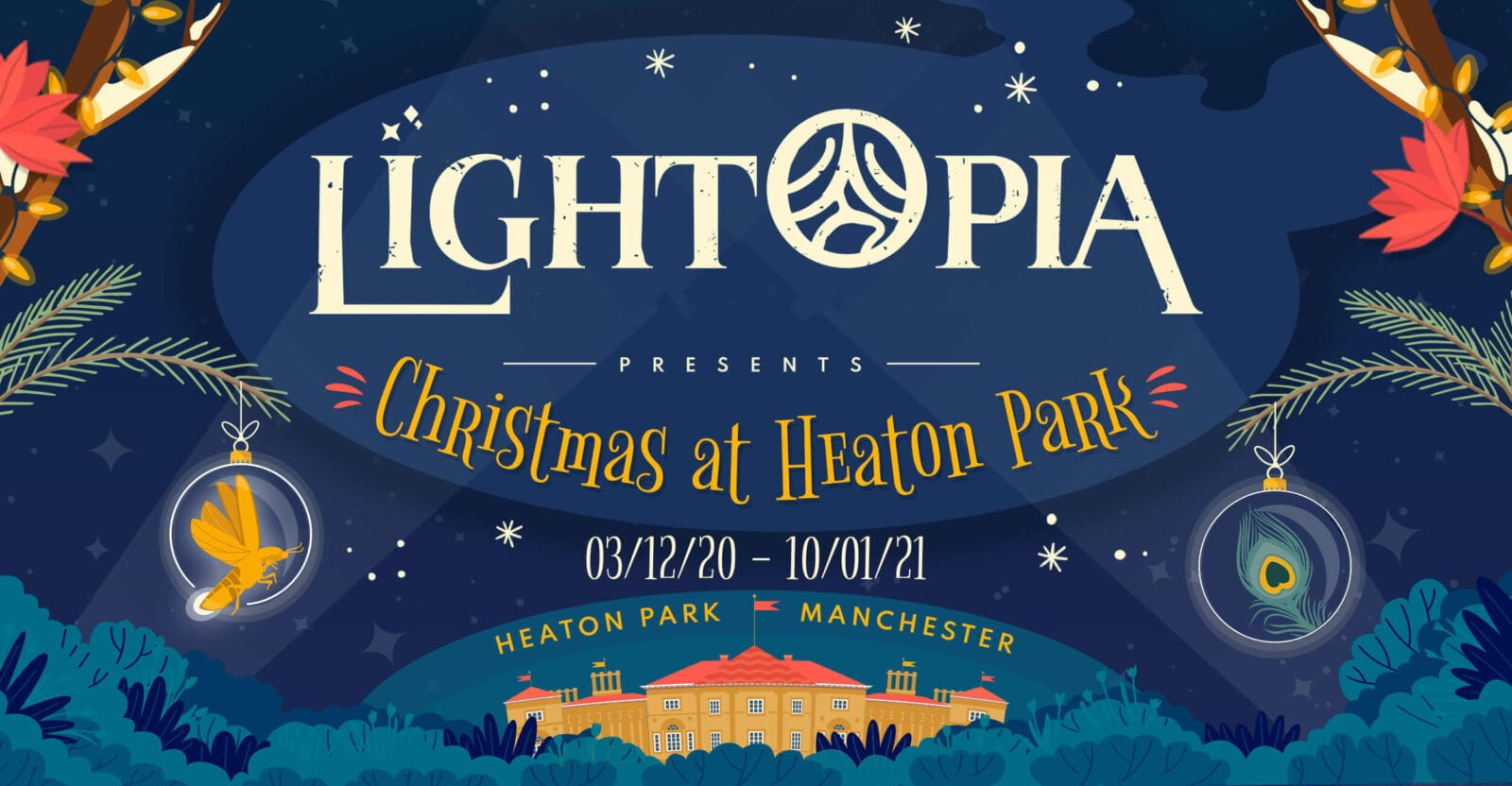 Lightopia will still go ahead in Heaton Park under Tier 3 restrictions next month, The Manc