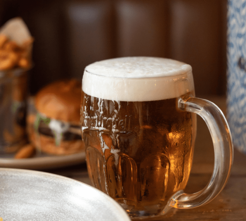 You can get £1 pints before lockdown this week at Albert's Schloss in Manchester, The Manc