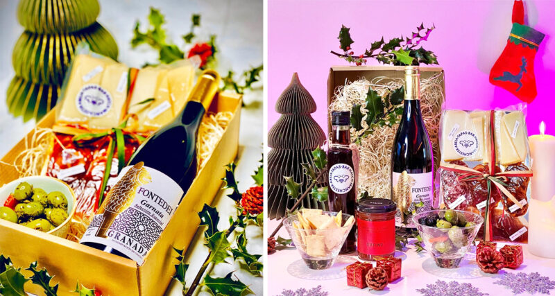 All the Manchester independents selling food and drink hampers this Christmas, The Manc