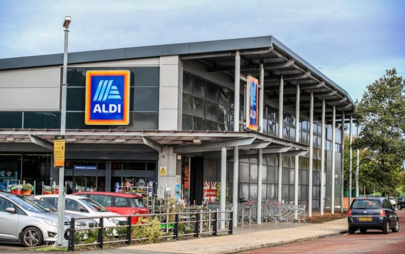 Aldi is introducing a click and collect service in hundreds of stores, The Manc