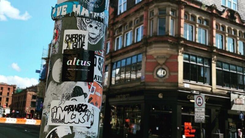 Meet altus: The Manchester streetwear brand with dance music influences, The Manc