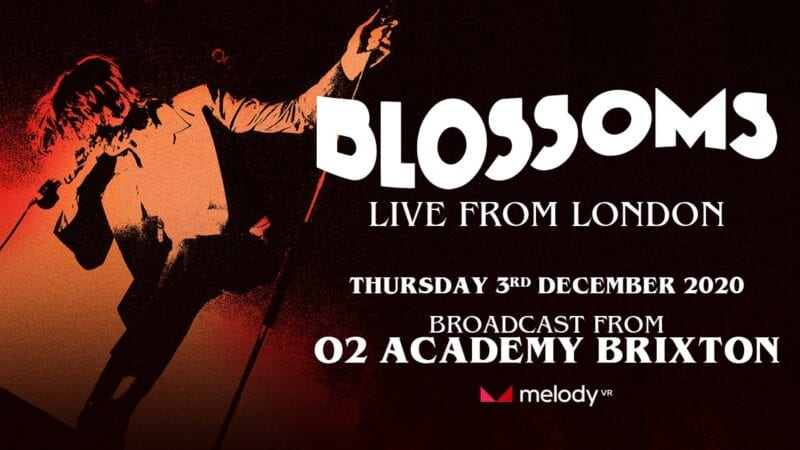 Blossoms and Liam Gallagher announce virtual gigs for December, The Manc