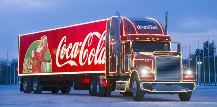 Christmas Coca-Cola truck tour cancelled due to coronavirus, The Manc