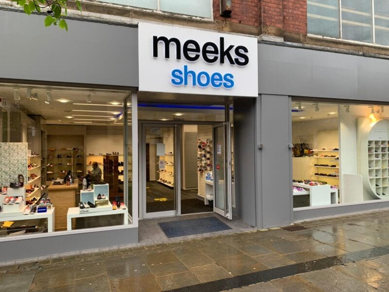 Meeks: The story behind the family business providing Mancs with footwear for 120 years, The Manc