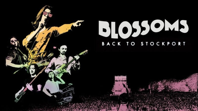 A new feature-length documentary about Stockport band Blossoms is being released this weekend, The Manc