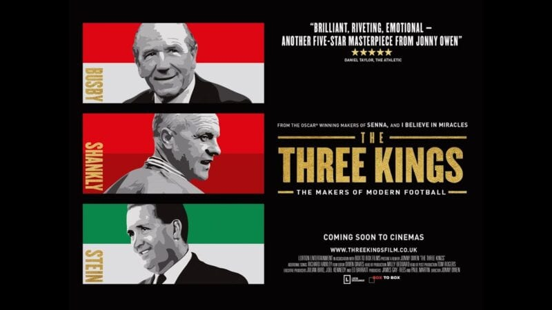 Sir Matt Busby and Bill Shankly's surprising friendship explored in new movie, The Manc
