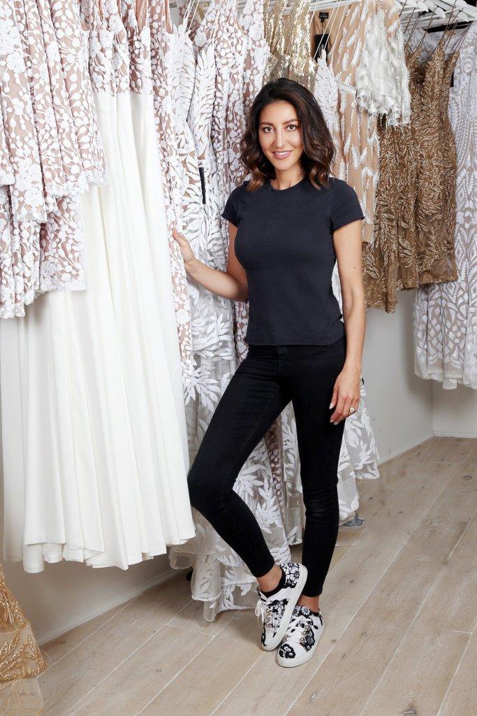 The Salford studio styling the stars: Nadine Merabi is a world leader in luxury womenswear, The Manc