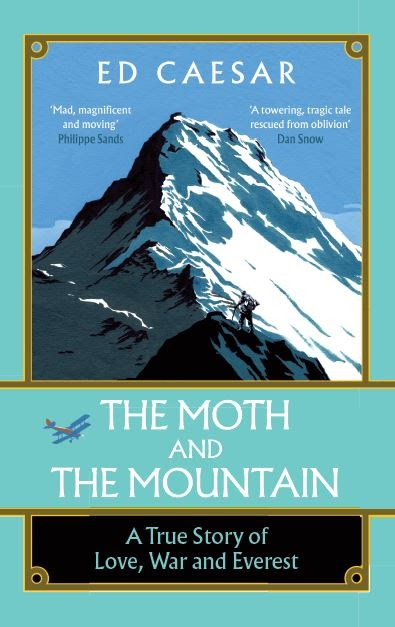 The WWI hero who climbed Everest alone: How a Chorlton writer wrote one of the best books of the year, The Manc