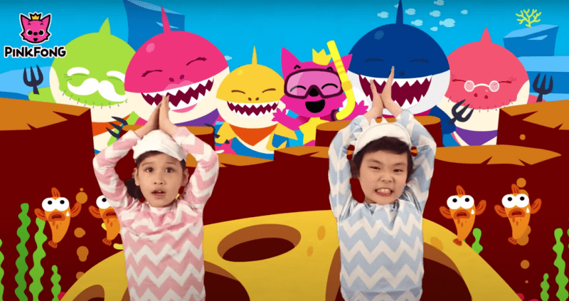 Baby Shark has just become the most watched YouTube video of all time, The Manc