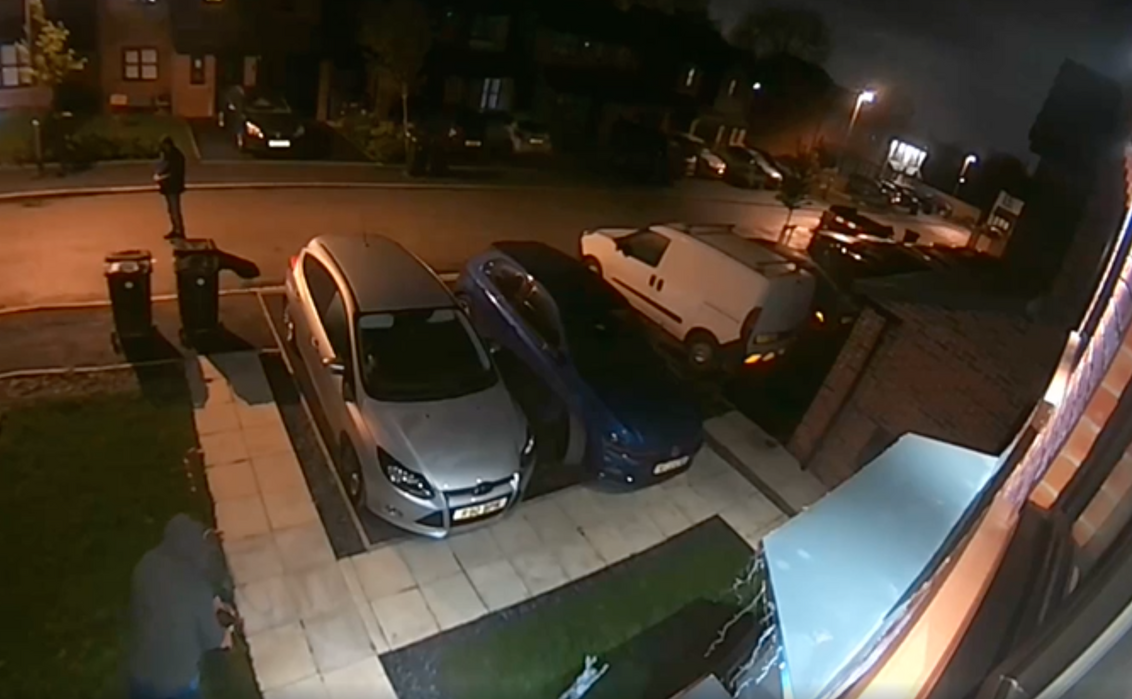 This housing estate in East Manchester is constantly being targeted by Christmas decoration thieves, The Manc