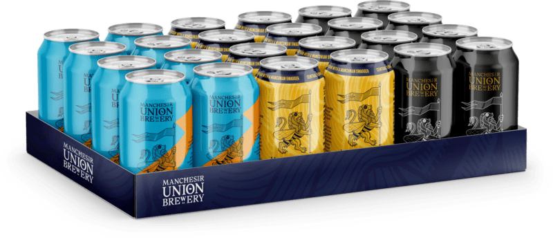 Manchester Union Brewery launches two new brews to support the city's music venues, The Manc