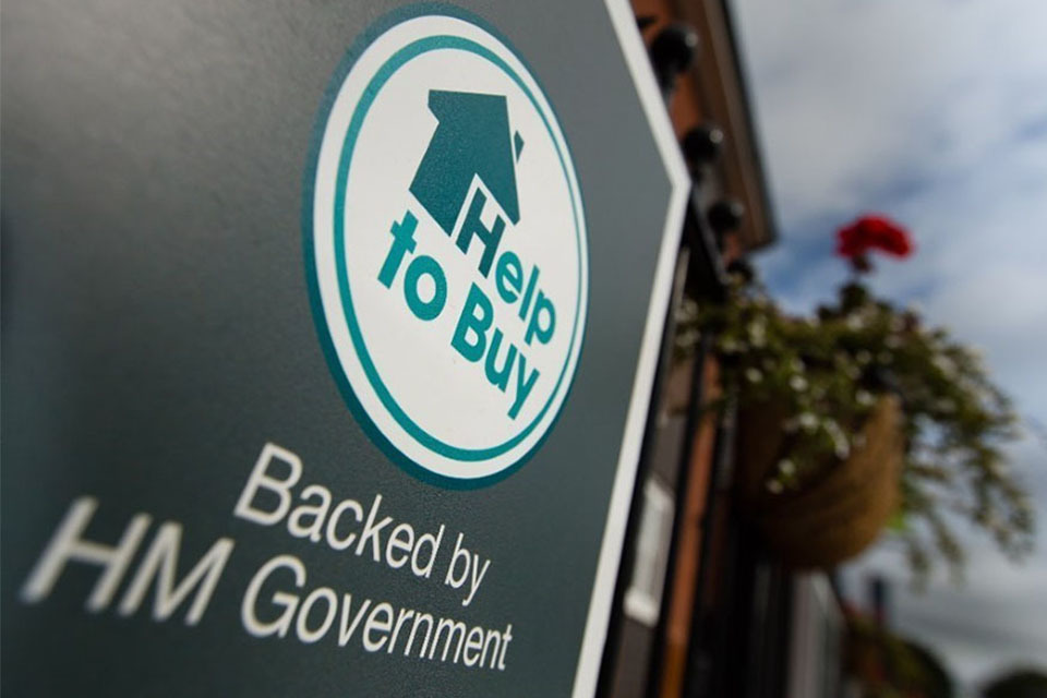 A new UK government 'Help to Buy' scheme is launching next month, The Manc