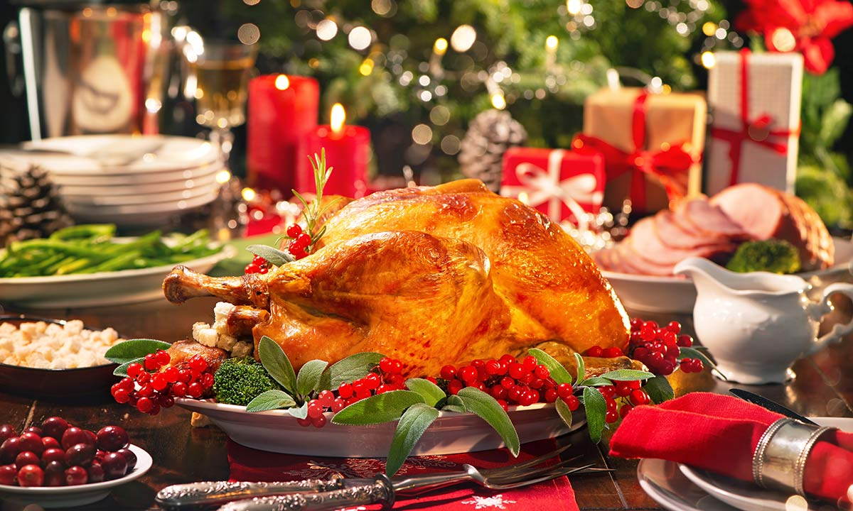 This is when you'll need to order your Christmas food shop by from major UK supermarkets, The Manc