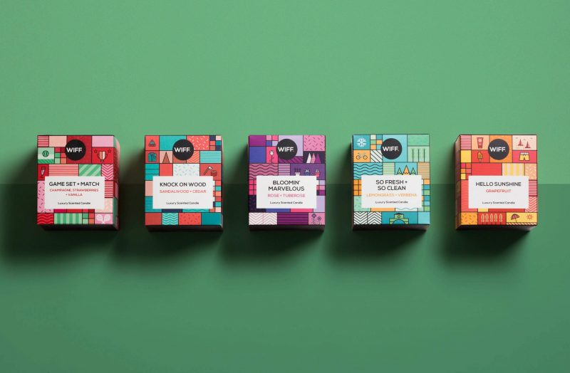Get a 'WIFF' of this: The Compstall candle company adding some fun to fragrances, The Manc