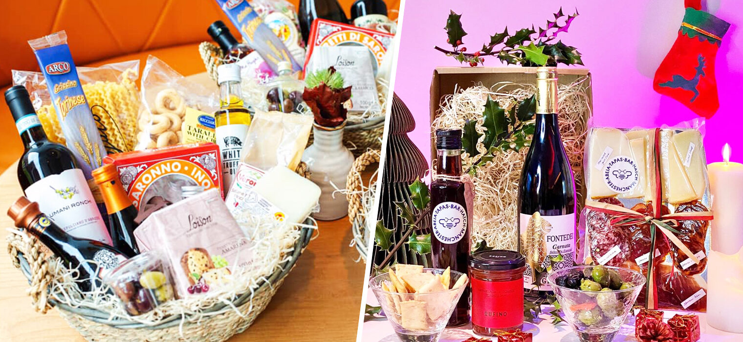 All The Manchester Independents Selling Food And Drink Hampers This Christmas The Manc