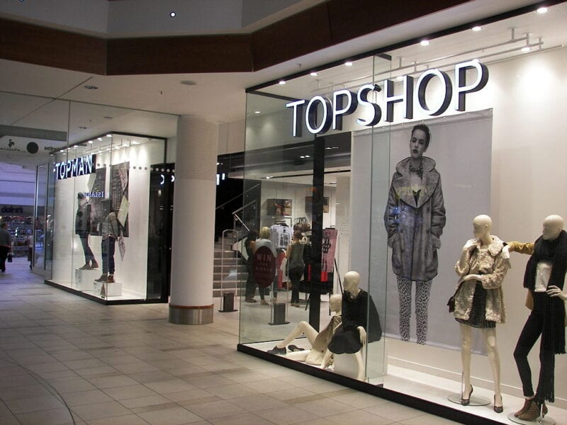 Topshop's owner Arcadia went into administration last night, The Manc