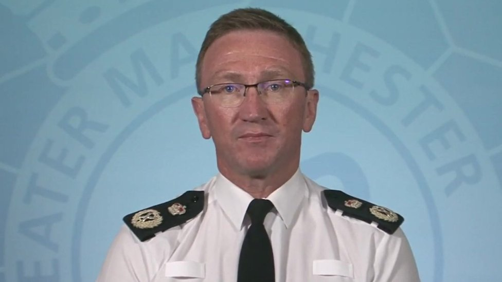 BREAKING: Chief Constable of Greater Manchester Police steps down, The Manc