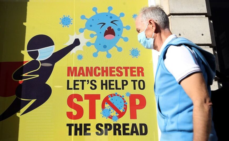 Greater Manchester to enter into Tier 4 restrictions following government review, The Manc