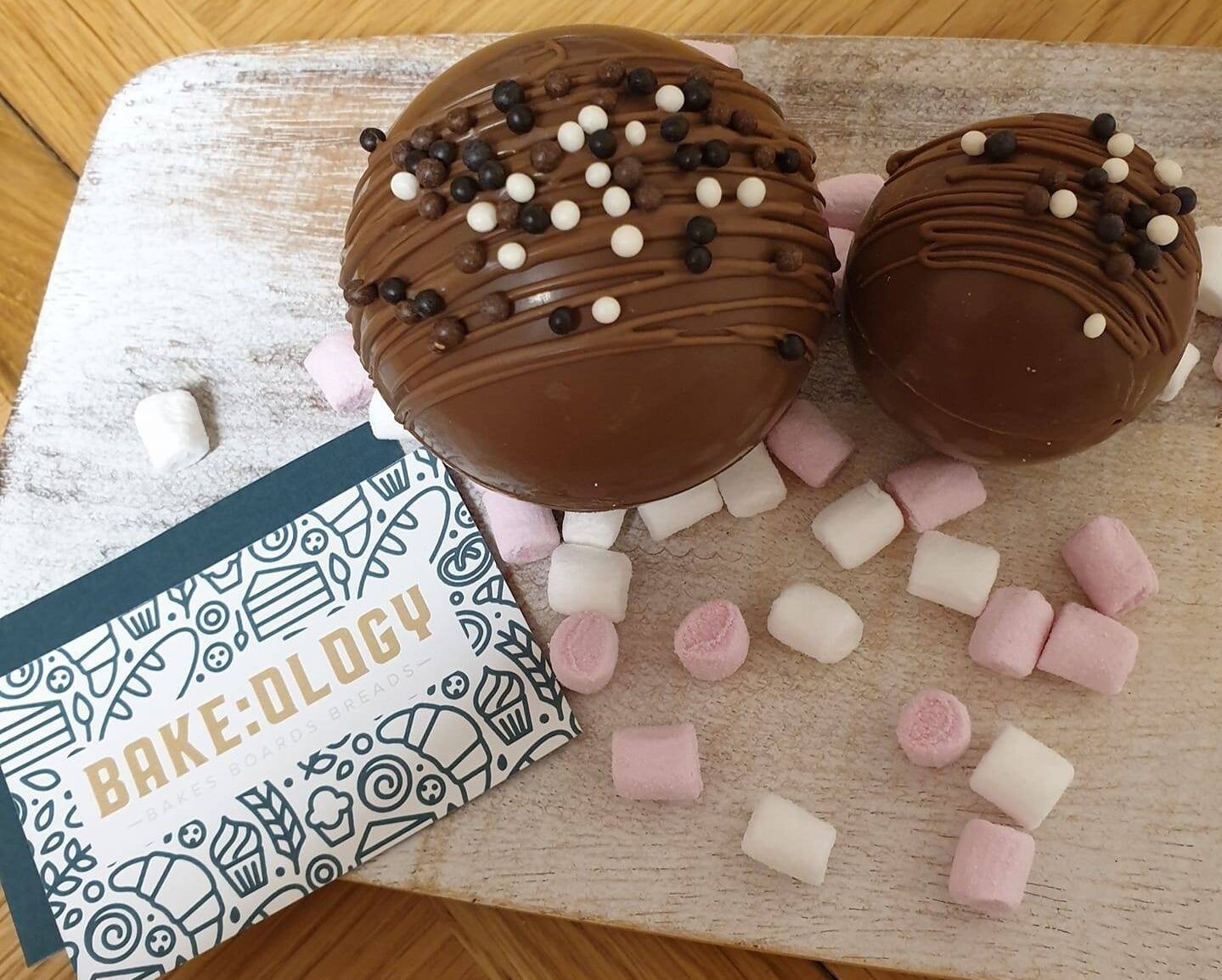 Baking company sends hilarious warning after woman mistakes hot 'chocolate bomb' for bath bomb, The Manc