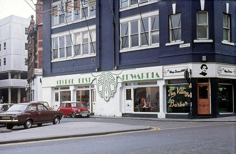 The history of Edwardia: The forgotten fashion boutique belonging to Manchester United's George Best, The Manc