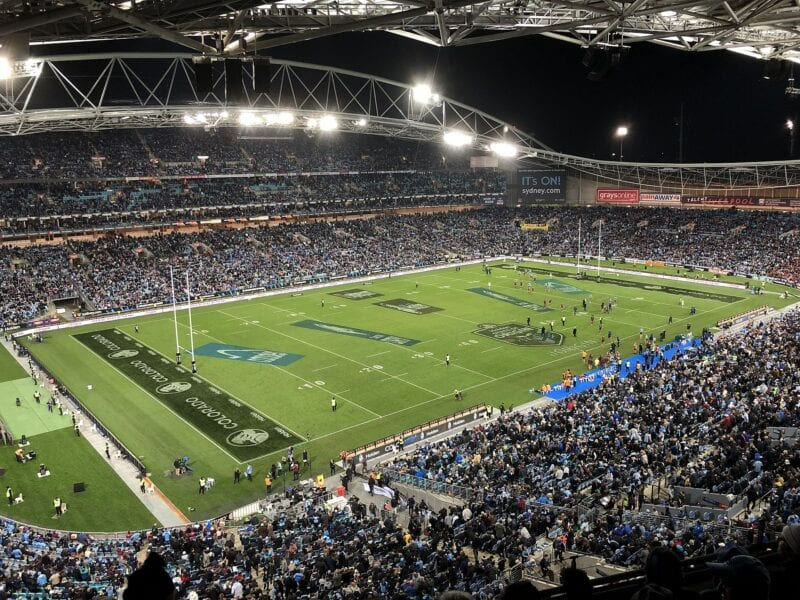 Australia sets the example for return of sports fans, The Manc