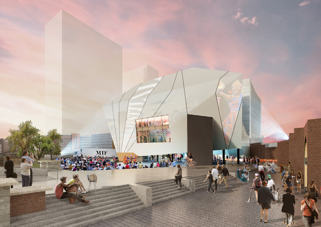 First look inside Manchester's £186m landmark arts complex The Factory as new installation opens, The Manc