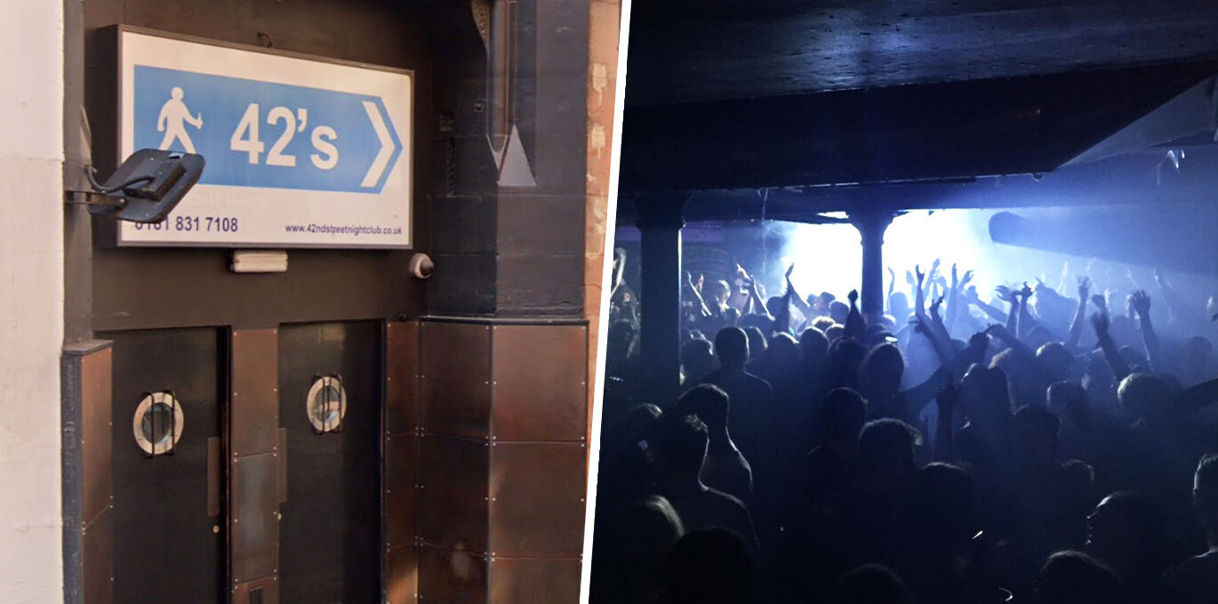 Crowdfunder hits £20,000 target to save iconic Manchester nightclub 42's, The Manc