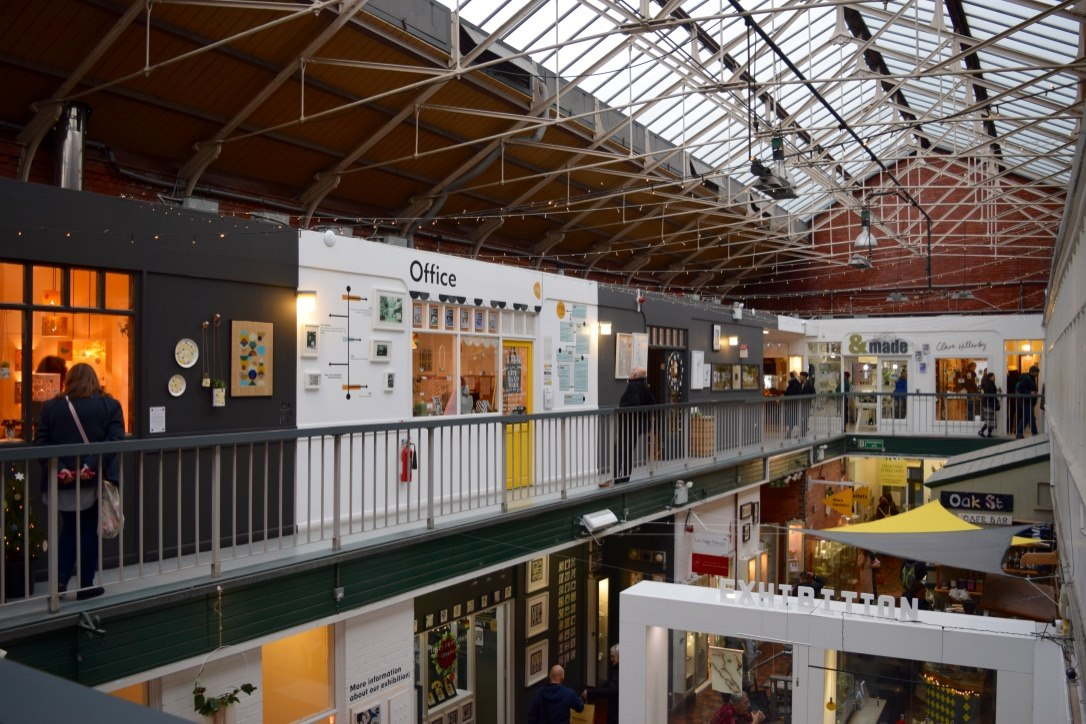 Manchester Craft & Design Centre is reopening tomorrow just in time for Christmas, The Manc