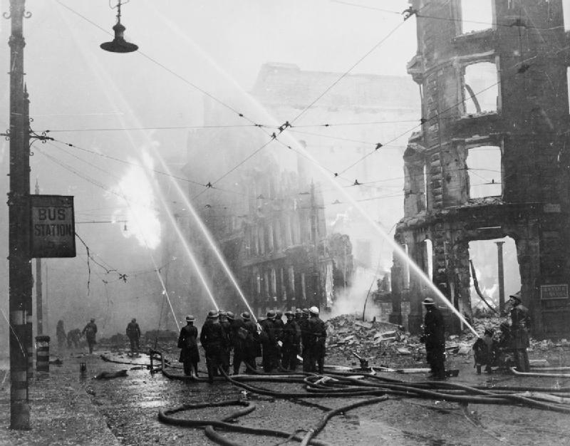 Remembering the Manchester Christmas Blitz: 80 years on, The Manc