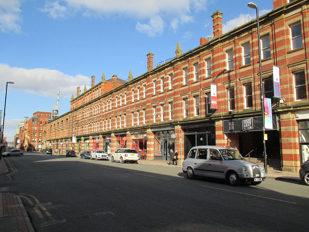 Public asked for input on Deansgate changes, The Manc