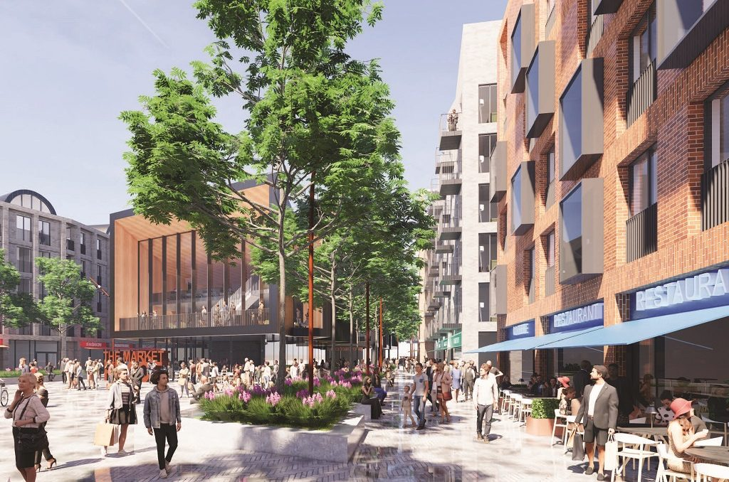 Manctopia's CAPITAL&CENTRIC to deliver £50 million community in Farnworth town centre, The Manc