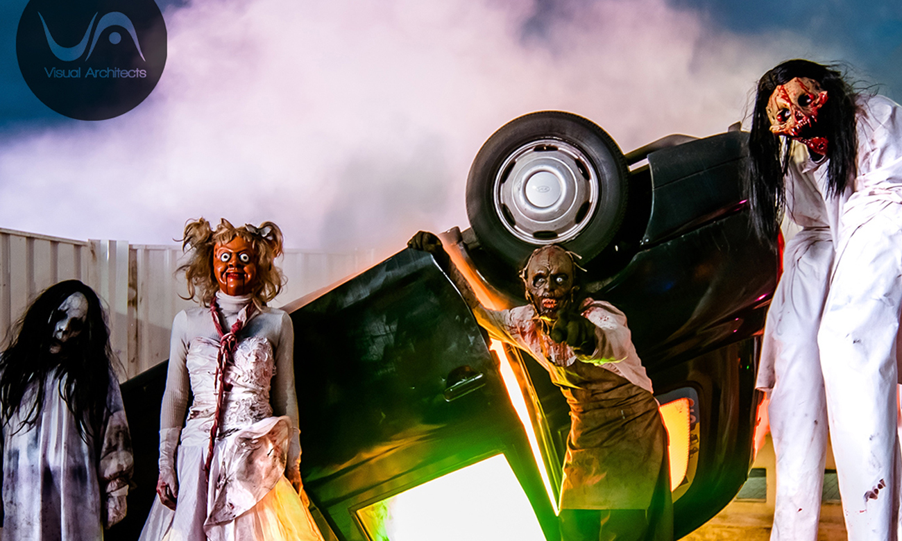 Apocalyptic drive-in horror experience ScareCity is returning to Manchester, The Manc