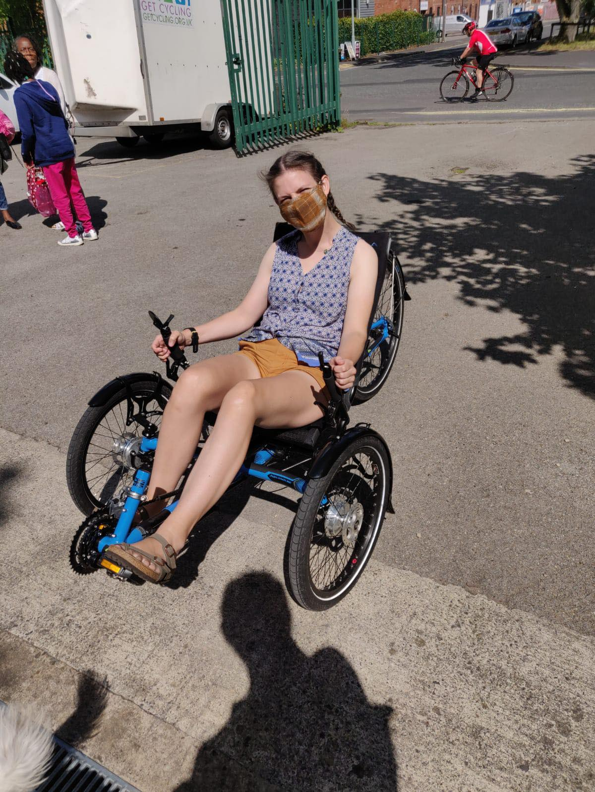 'Cycling is cheap – unless you're disabled': Woman left injured after bike crash wants to make cycling more accessible, The Manc