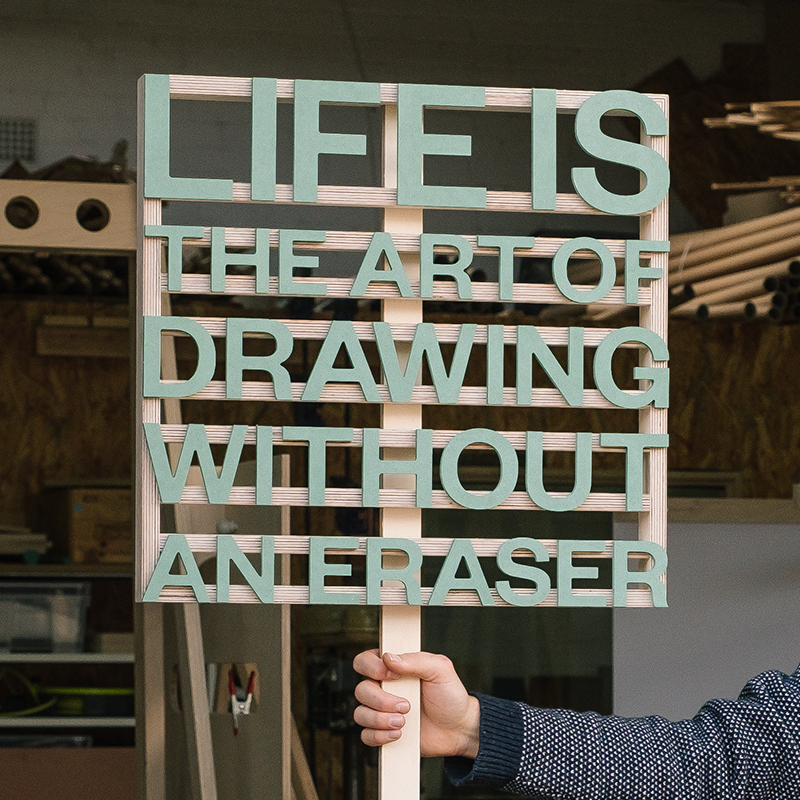 50 Windows of Creativity is closing out with an online auction next week, The Manc