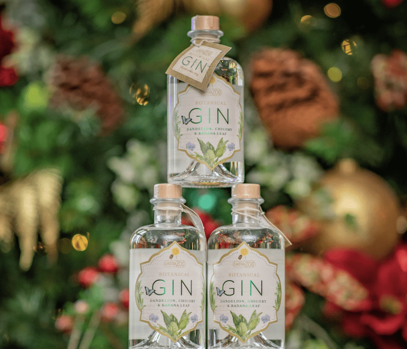 Chester Zoo has launched its own botanical gin that promises a 'taste' of the gardens, The Manc