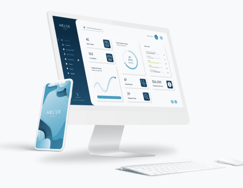 Manchester business launches game-changing COVID management software, The Manc