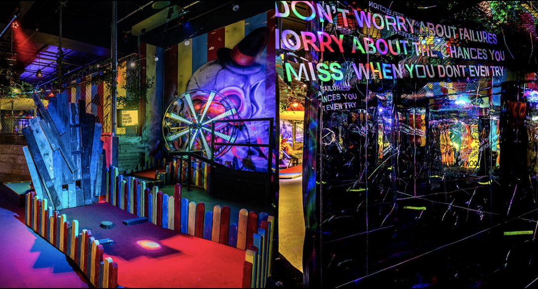 Junkyard Golf Club launches gift cards just in time for Christmas, The Manc
