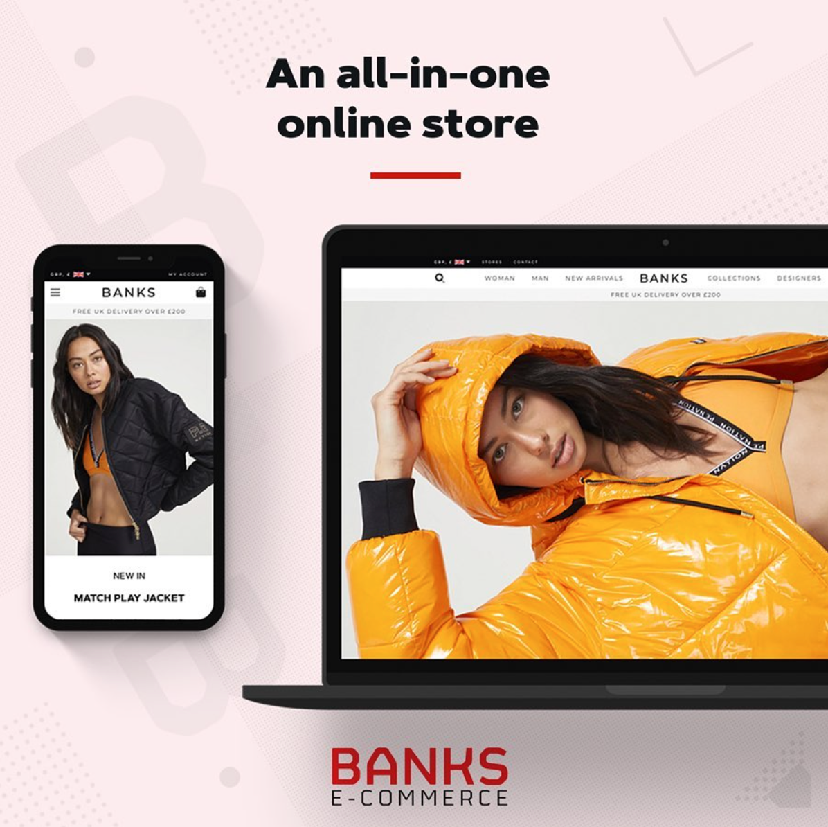 Manchester agency Banks Digital launches pre-built online store for sports and fashion brands, The Manc