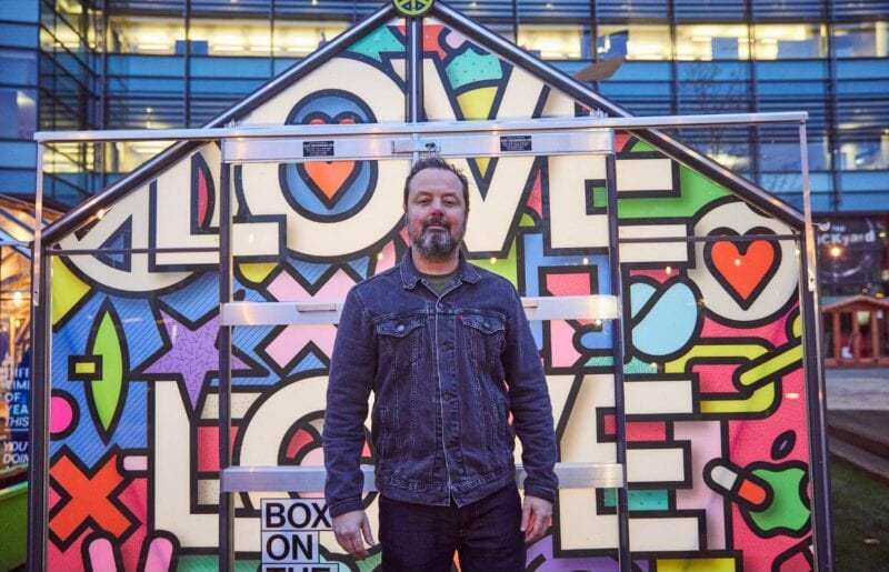 MediaCity's 'Box On The Docks' to reopen for exclusive festive weekend, The Manc