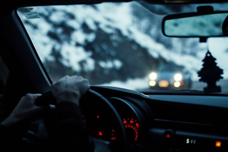 Drivers caught singing Christmas songs behind the wheel risk £5,000 fine, The Manc