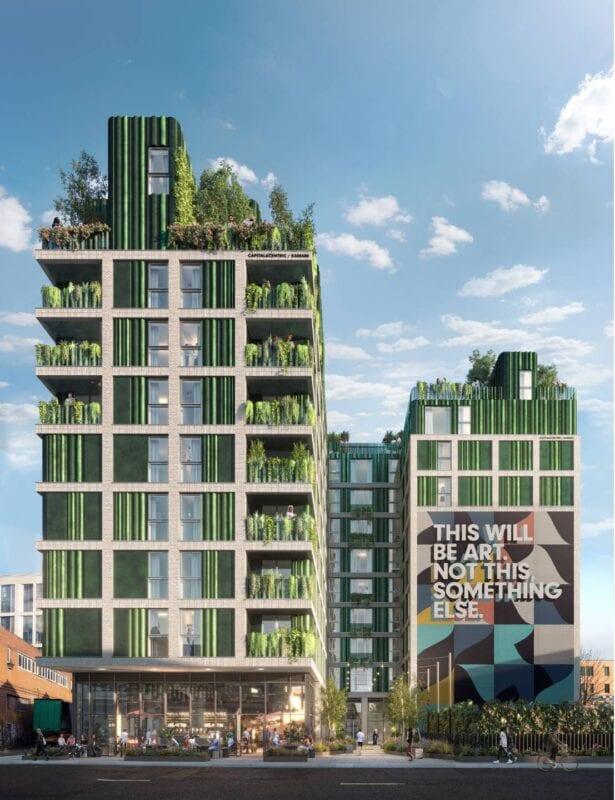 CAPITAL&CENTRIC and Kamani planning new £37m Swan Street community, The Manc