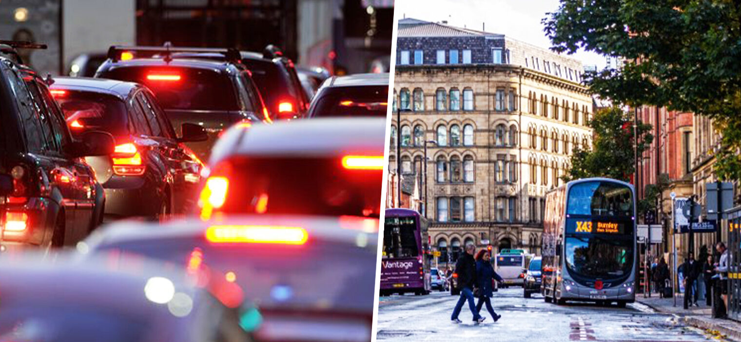 Air pollution in Greater Manchester is now nearing 'pre-pandemic' levels, The Manc