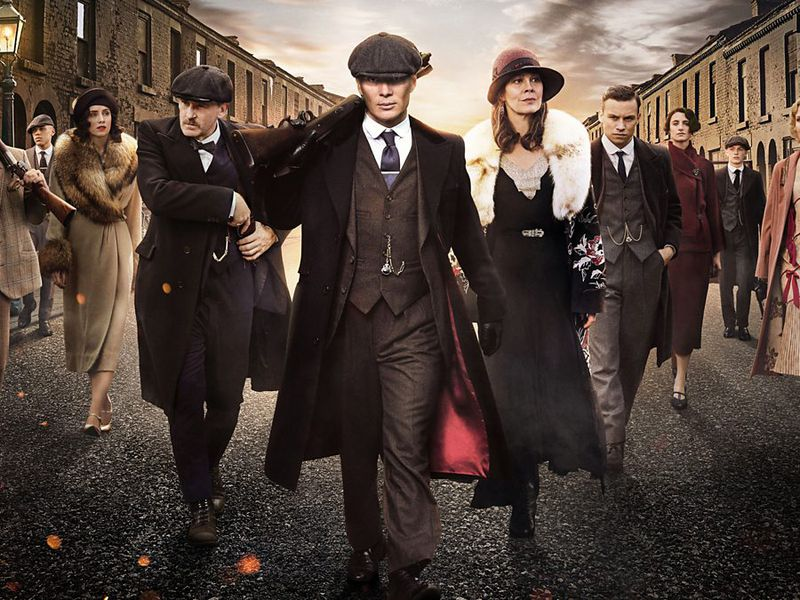 The final season of Peaky Blinders will be released early next year, The Manc