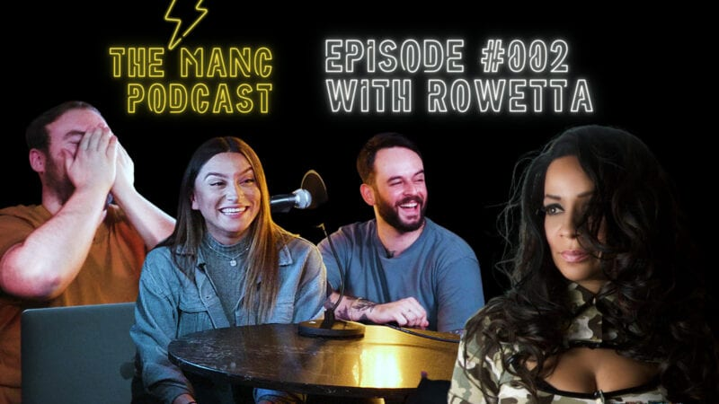 The Manc Podcast Episode 2 with Rowetta from Happy Mondays, The Manc