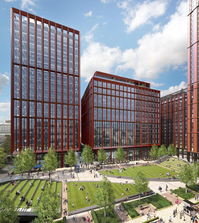 Vita Living at Circle Square: Manchester's new extraordinary city centre neighbourhood, The Manc